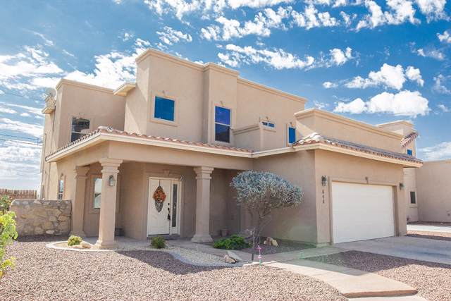 646 Mike Carbajal Road, Socorro, TX 79927 (MLS #816894) :: The Purple House Real Estate Group