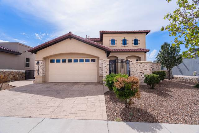 7208 Brays Landing Drive, El Paso, TX 79911 (MLS #816924) :: Preferred Closing Specialists