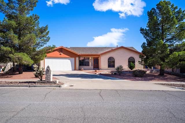 6800 Toluca Drive, El Paso, TX 79912 (MLS #816925) :: Preferred Closing Specialists
