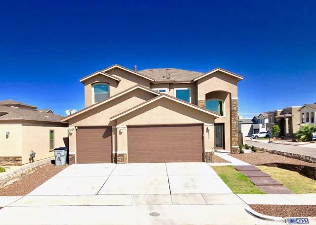4833 New Ranch Court, El Paso, TX 79934 (MLS #816930) :: The Matt Rice Group