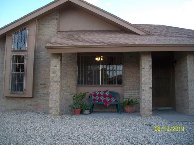 11952 Picasso Drive, El Paso, TX 79936 (MLS #816934) :: The Matt Rice Group