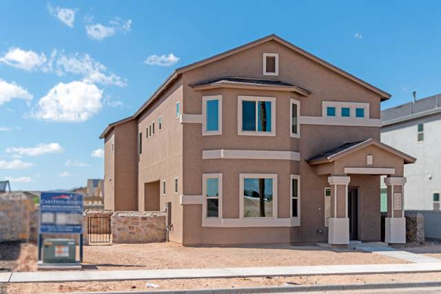 4809 Mark Avizo Street, El Paso, TX 79938 (MLS #816936) :: Preferred Closing Specialists