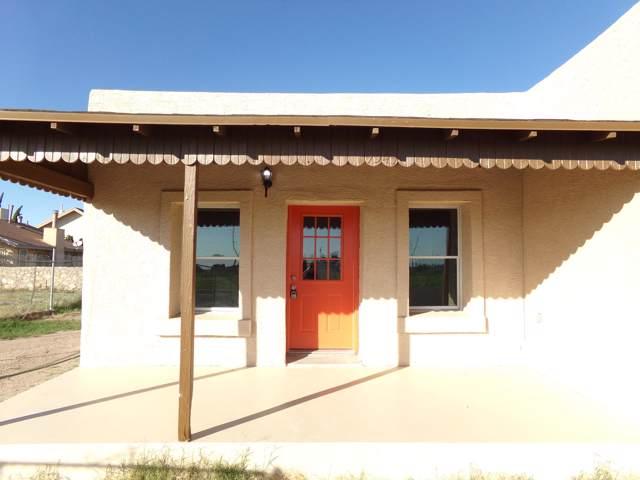 9349 Carnes Road, El Paso, TX 79907 (MLS #816941) :: The Purple House Real Estate Group