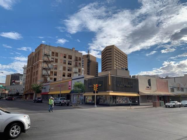 112-124 S Mesa Street, El Paso, TX 79901 (MLS #816947) :: Preferred Closing Specialists