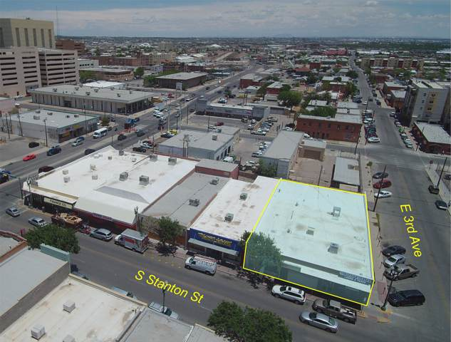 428 S Stanton Street, El Paso, TX 79901 (MLS #816957) :: The Matt Rice Group