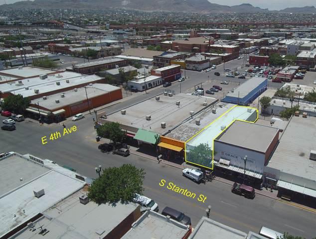515 S Stanton Street, El Paso, TX 79901 (MLS #816959) :: The Matt Rice Group