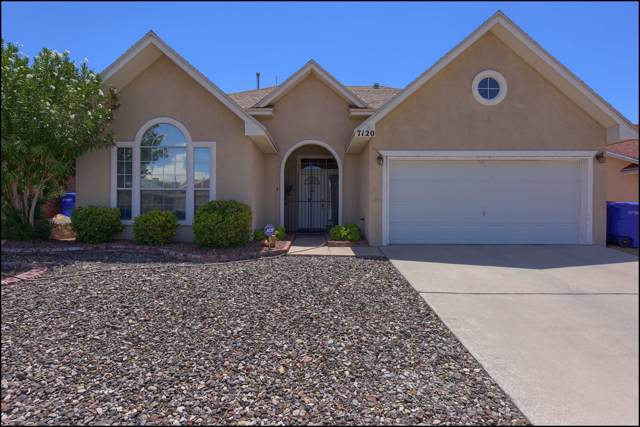 7120 Tierra Roja Street, El Paso, TX 79912 (MLS #816961) :: Preferred Closing Specialists