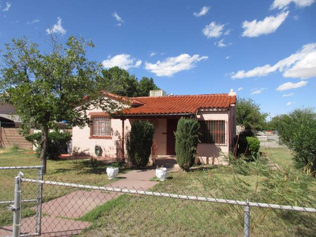 5717 Auburn Avenue, El Paso, TX 79905 (MLS #816962) :: Preferred Closing Specialists