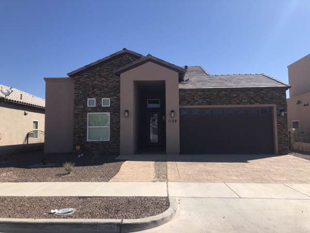 1108 Marathon, El Paso, TX 79928 (MLS #816966) :: The Matt Rice Group