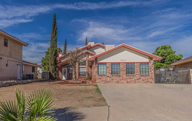 11827 Prado Del Sol Drive, El Paso, TX 79936 (MLS #816967) :: The Matt Rice Group