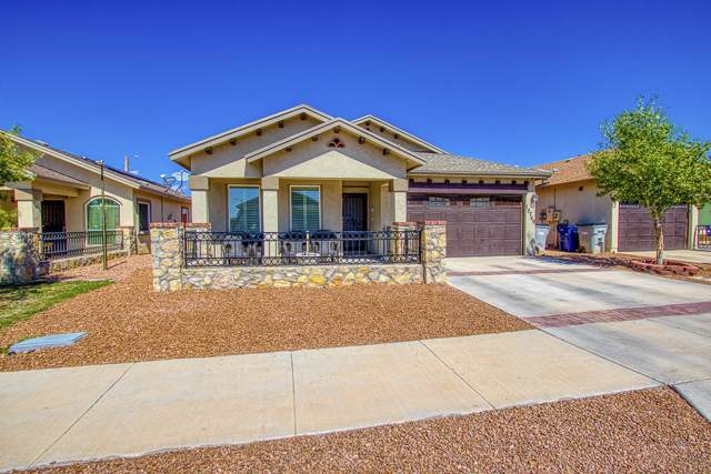 12749 Tre Maximiliano Avenue, El Paso, TX 79938 (MLS #816971) :: Preferred Closing Specialists