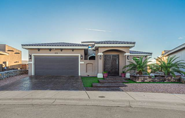 635 Billston, El Paso, TX 79928 (MLS #816974) :: Preferred Closing Specialists