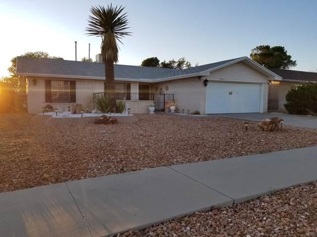 3301 Kilgore Place, El Paso, TX 79936 (MLS #816978) :: Preferred Closing Specialists