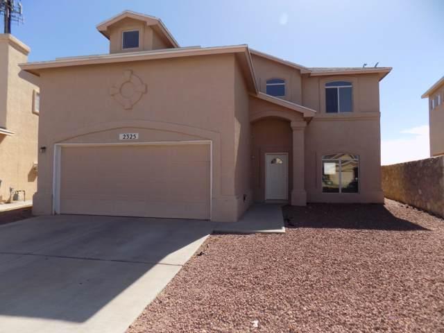 2325 Jasmine Ali Lane, El Paso, TX 79938 (MLS #816981) :: Preferred Closing Specialists