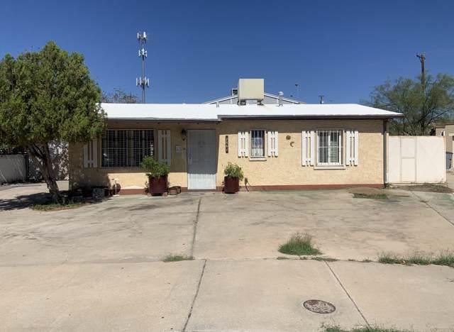 7861 Montecito Road, El Paso, TX 79915 (MLS #816990) :: The Purple House Real Estate Group