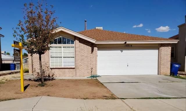 10716 Coral Sands Drive, El Paso, TX 79924 (MLS #817004) :: Preferred Closing Specialists