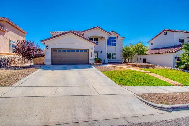 6332 Franklin Summit Drive, El Paso, TX 79912 (MLS #817006) :: The Matt Rice Group