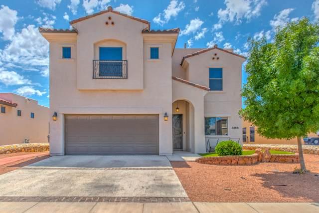 3166 Sarina Circle, El Paso, TX 79938 (MLS #817007) :: Preferred Closing Specialists