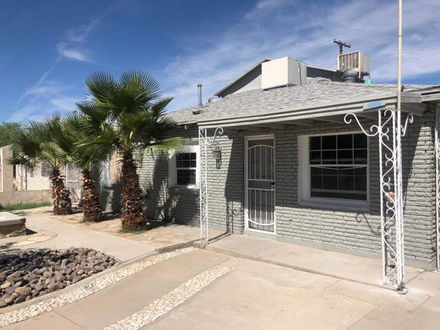 7805 Corozal Drive, El Paso, TX 79915 (MLS #817015) :: Preferred Closing Specialists