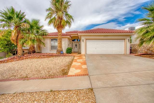 6057 Los Siglos Drive, El Paso, TX 79912 (MLS #817018) :: Preferred Closing Specialists