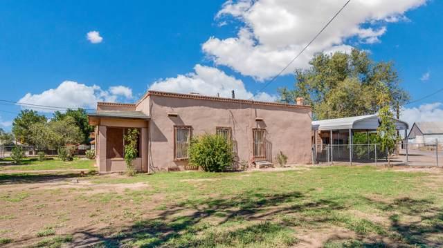 311 San Elizario Road, Clint, TX 79836 (MLS #817019) :: The Matt Rice Group