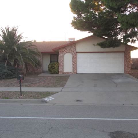 3513 Breckenridge Drive, El Paso, TX 79936 (MLS #817021) :: Preferred Closing Specialists