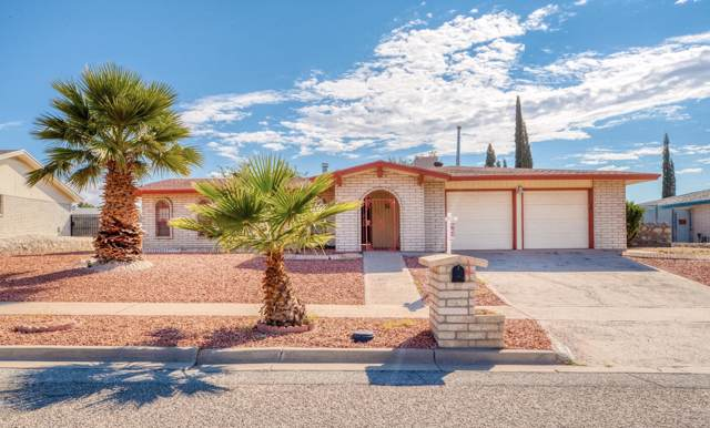 1420 Pintoresco Drive, El Paso, TX 79935 (MLS #817028) :: The Matt Rice Group