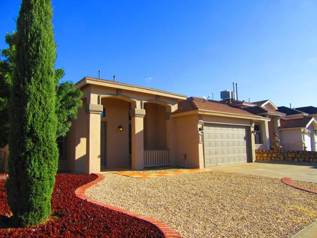 649 Paseo Sereno Drive, El Paso, TX 79928 (MLS #817033) :: Preferred Closing Specialists
