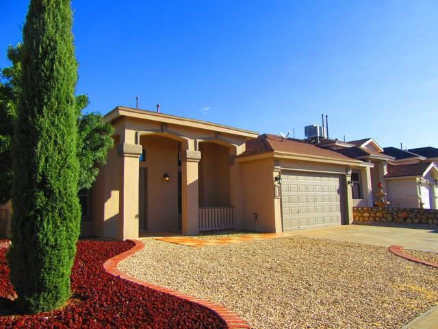 649 Paseo Sereno Drive, El Paso, TX 79928 (MLS #817033) :: The Matt Rice Group