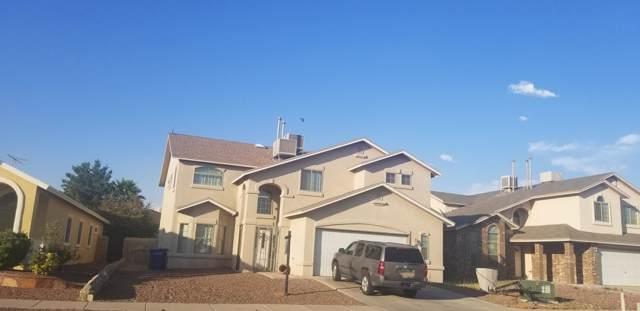 3332 Tierra Mision Drive, El Paso, TX 79938 (MLS #817034) :: Preferred Closing Specialists