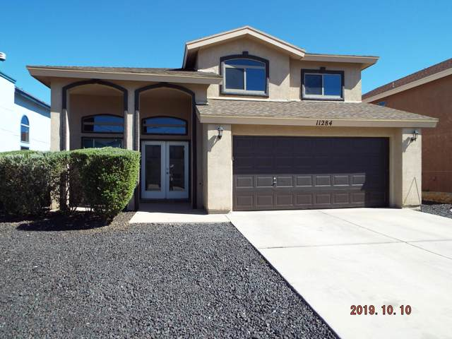 11284 Northview Drive, El Paso, TX 79934 (MLS #817035) :: The Purple House Real Estate Group