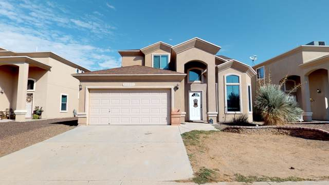 7137 Copper Canyon Drive, El Paso, TX 79934 (MLS #817036) :: The Purple House Real Estate Group