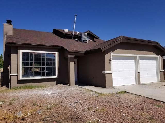 4745 Loma De Plata Drive, El Paso, TX 79934 (MLS #817042) :: The Matt Rice Group