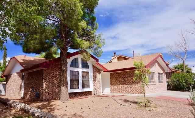 11661 Clear Lake Way, El Paso, TX 79936 (MLS #817045) :: The Matt Rice Group