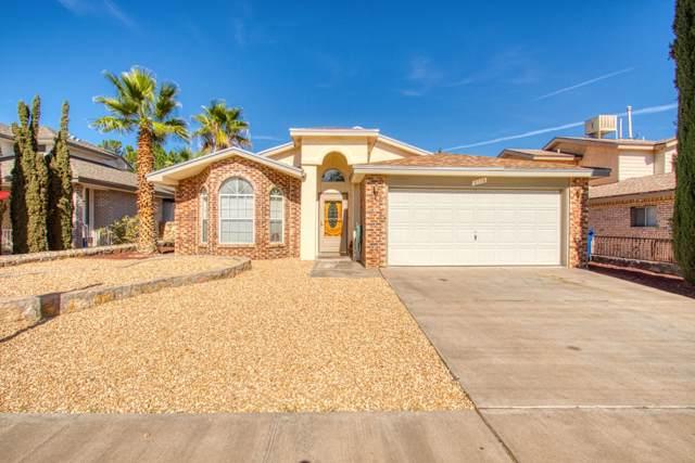 1775 Judith Resnik Drive, El Paso, TX 79936 (MLS #817054) :: Preferred Closing Specialists