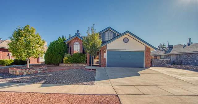 1104 Will Rand Drive, El Paso, TX 79912 (MLS #817055) :: Preferred Closing Specialists