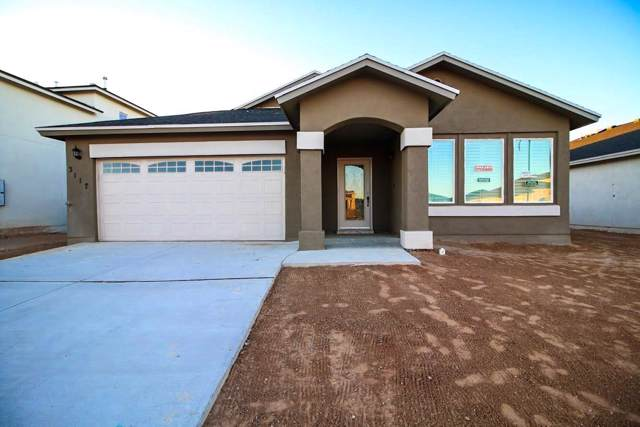 13127 Red Cove Drive, El Paso, TX 79938 (MLS #817056) :: Preferred Closing Specialists