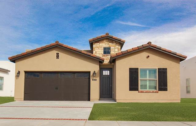 13597 Gatton Street, El Paso, TX 79928 (MLS #817057) :: Preferred Closing Specialists