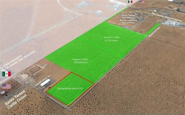 0 Binational Way, Santa Teresa, NM 88008 (MLS #817065) :: Preferred Closing Specialists