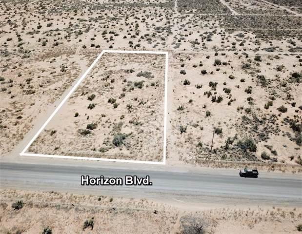 16470 Horizon, Horizon City, TX 79928 (MLS #817067) :: Preferred Closing Specialists