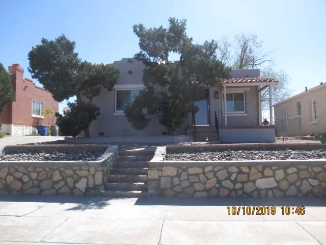 910 Mesita Drive, El Paso, TX 79902 (MLS #817076) :: Preferred Closing Specialists