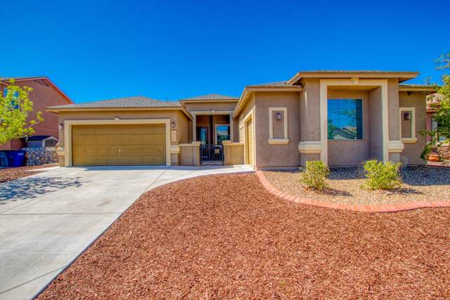 3117 Lookout Point Drive, El Paso, TX 79938 (MLS #817077) :: Preferred Closing Specialists