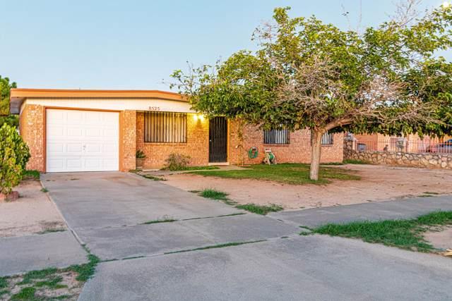 8525 Arboleda Drive, El Paso, TX 79907 (MLS #817080) :: The Purple House Real Estate Group