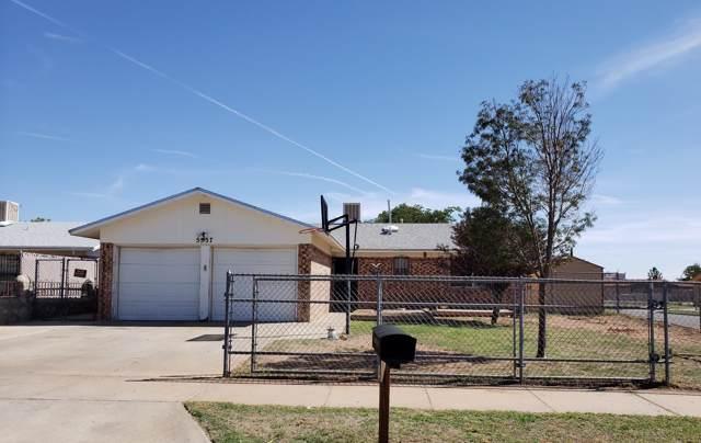 5537 Plainview Drive, El Paso, TX 79924 (MLS #817085) :: Preferred Closing Specialists