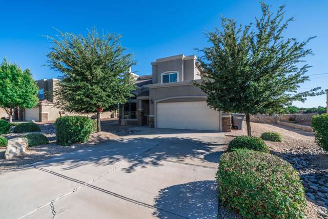 604 Valley Plum Avenue, El Paso, TX 79932 (MLS #817095) :: The Purple House Real Estate Group