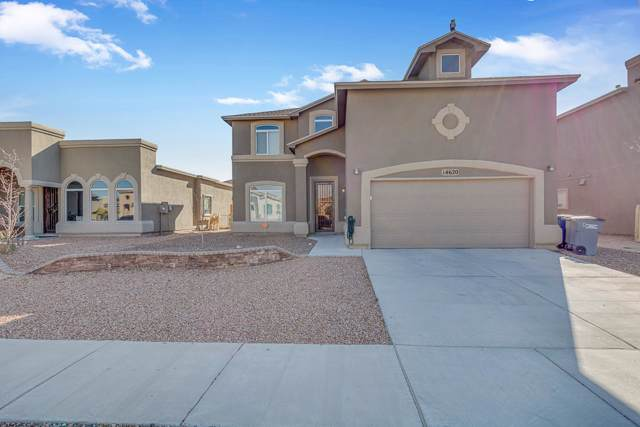 14620 Christian Castle, El Paso, TX 79938 (MLS #817097) :: The Purple House Real Estate Group