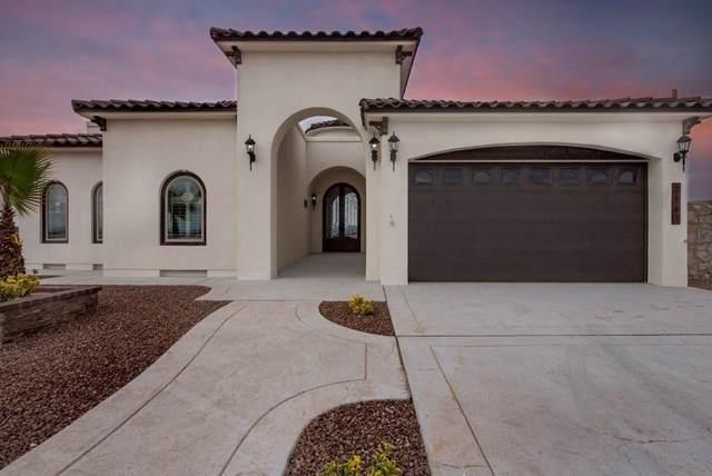 2728 Tierra Malaga, El Paso, TX 79938 (MLS #817113) :: The Purple House Real Estate Group