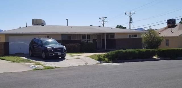 932 Mesita Drive, El Paso, TX 79902 (MLS #817121) :: Preferred Closing Specialists