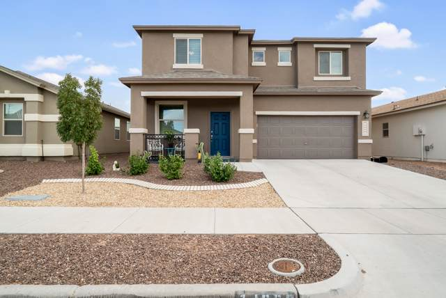 14956 Boer Trail Avenue, El Paso, TX 79938 (MLS #817134) :: The Purple House Real Estate Group
