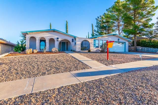6509 Camino Fuente Drive, El Paso, TX 79912 (MLS #817136) :: Preferred Closing Specialists